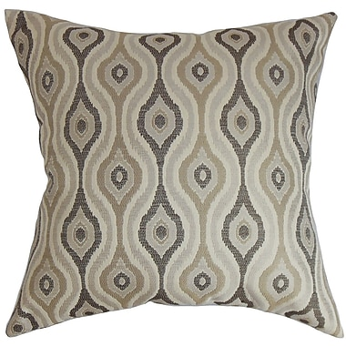 Corrigan Studio Damien Ikat Throw Pillow Cover