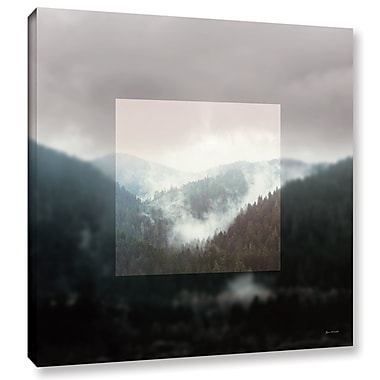 Ivy Bronx Framed Landscape I Photographic Print on Wrapped Canvas; 36'' H x 36'' W x 2'' D