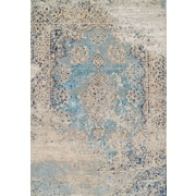 Mistana Curtis Robin's Egg Area Rug; Runner 2'7 inch x 7'10 inch  by