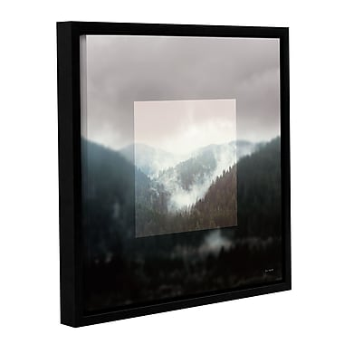 Ivy Bronx Framed Landscape I Framed Photographic Print on Wrapped Canvas; 36'' H x 36'' W x 2'' D