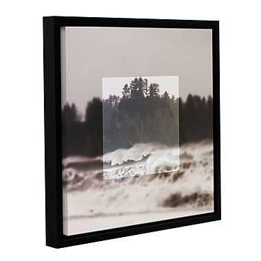 Ivy Bronx Framed Landscape III Framed Photographic Print on Wrapped Canvas; 24'' H x 24'' W x 2'' D