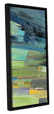 Ivy Bronx View of the Coast Panel I Framed Graphic Art; 24'' H x 12'' W x 2'' D