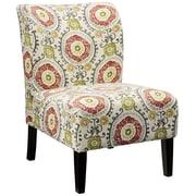 Mistana Fontanne Floral Slipper Chair
