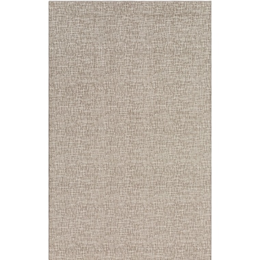 Williston Forge Braelyn Gray Indoor/Outdoor Area Rug; Octagon 4'