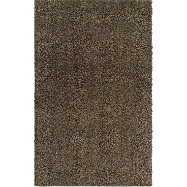 Ivy Bronx Dulcia Gray Indoor/Outdoor Area Rug; 5' x 8'