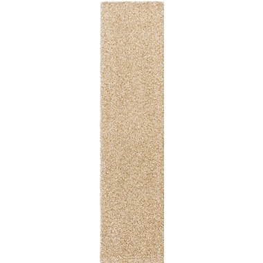 Ivy Bronx Dulcia Beige Indoor/Outdoor Area Rug; Runner 2' x 10'