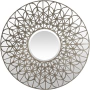 Mistana Contemporary Round Wall Mirror