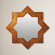 Mistana Contemporary Sunburst Wall Mirror