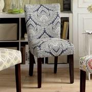Astoria Grand Randles Printed Side Chair (Set of 2)