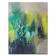 George Oliver '112115' Print on Canvas; 40'' H x 30'' W