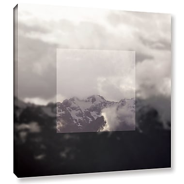 Ivy Bronx Framed Landscape IV Photographic Print on Wrapped Canvas; 24'' H x 24'' W x 2'' D