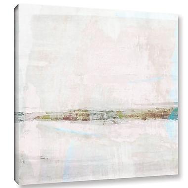 Ivy Bronx Statistics V' Painting Print on Wrapped Canvas; 10'' H x 10'' W x 2'' D