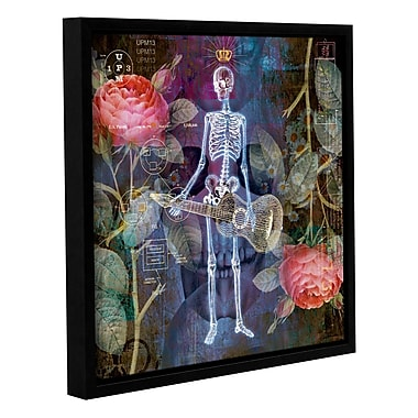 Ivy Bronx Pats Mix 13 IV Framed Graphic Art on Wrapped Canvas; 14'' H x 14'' W