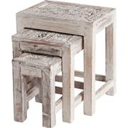 Mistana Clarendon 3 Piece Nesting Tables
