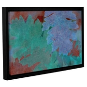 Brayden Studio Indian Summer 6 Framed Graphic Art on Wrapped Canvas; 16'' H x 24'' W x 2'' D