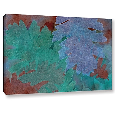 Brayden Studio Indian Summer 6 Graphic Art on Wrapped Canvas; 32'' H x 48'' W x 2'' D
