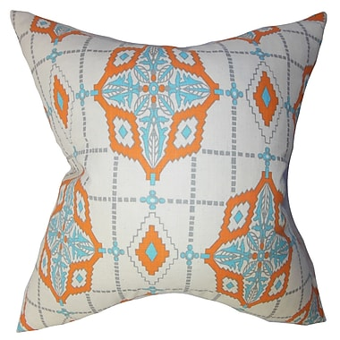 Bloomsbury Market Delane Geometric Bedding Sham; Queen