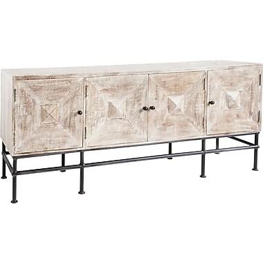 Mistana Domenica 4 Doors Cabinet