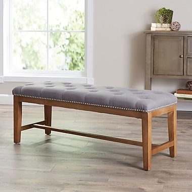 Ophelia & Co. Lansing Upholstered Bench