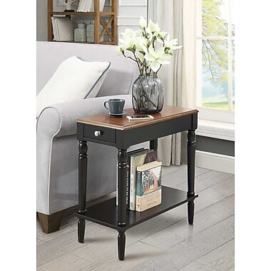 Charlton Home Callery No Tools End Table