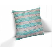 Latitude Run Charlemont Embroidered 100pct Cotton Throw Pillow