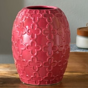 Mistana Oval Ceramic Vase