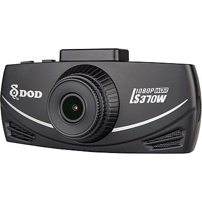 DOD 1080p full HD Dashcam with Sony Exmor CMOS Sensor (DOD LS370W)