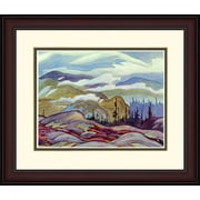 """Northland Art Fog Clearing by A.J. Casson, 34"""" x 38"""" (S-NCAC018)"""