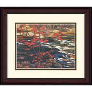 "Northland Art The Red Maple by A.Y. Jackson, 34"" x 38""  (S-NCAYJ008)"