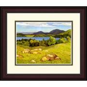 "Northland Art Lake Kashagawigamog by A.J. Casson, 34"" x 38"" (S-NCAC021)"