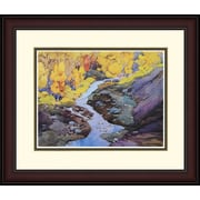 """Northland Art On The Don by A.J. Casson, 34"""" x 38"""" (S-NCAC036)"""