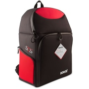 Bower Sky Capture Series Sky Capture Series Backpack for Drones, Black/Red