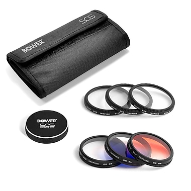 Bower 8-Piece Special Effects Filters for Inspire/Zenmuse X3 Gimbal and Camera Unit