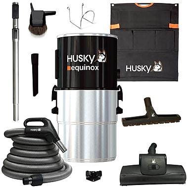 Husky – Aspirateur central Equinox et accessoires, 6000 pi ca (EQNX-NA-ENSB)