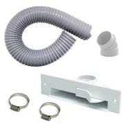 Husky – Trousse d'installation de prise porte-poussière pour système central d'aspiration (KIT-ACC-VP03)