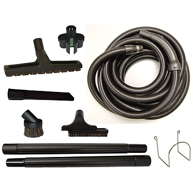 Husky Garage & Utility Vacuum Attachment Set with Hose (PAK-LV20-30-BK)