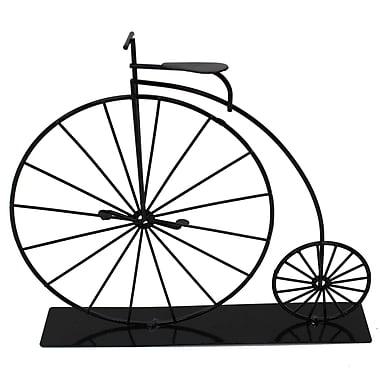 Cathay Importers – Décoration autoportante composée de fils métalliques en forme de vélo, petit (EC-24-0236)