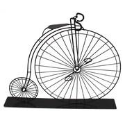 Cathay Importers – Décoration autoportante composée de fils métalliques en forme de vélo, grand (EC-24-0237)