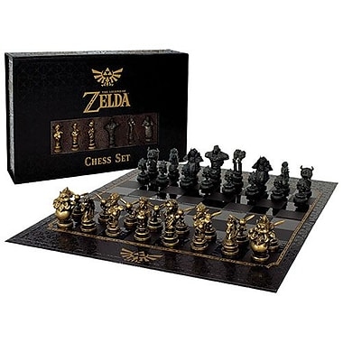 The Legend of Zelda Chess Game, Collector's Edition (MONCH005394)