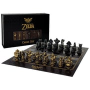 Jeu d'échecs The Legend of Zelda, édition de collection (MONCH005394)