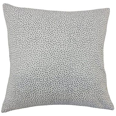 Brayden Studio Kroeker Polka Dot Floor Pillow