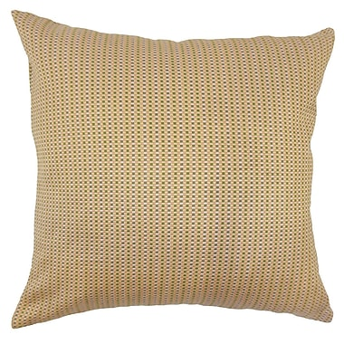 Red Barrel Studio Alfon Woven Down Filled Throw Pillow; 22'' x 22''