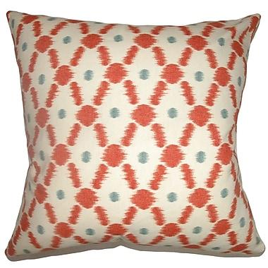 Winston Porter Dixie Geometric Floor Pillow