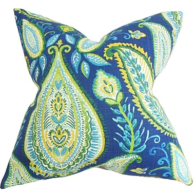 August Grove Jessica Floral Floor Pillow