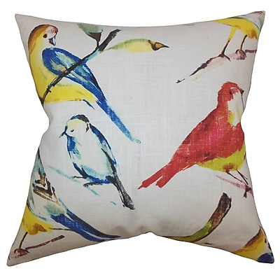August Grove Nina Animal Floor Pillow