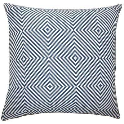Corrigan Studio Jayson Geometric Floor Pillow