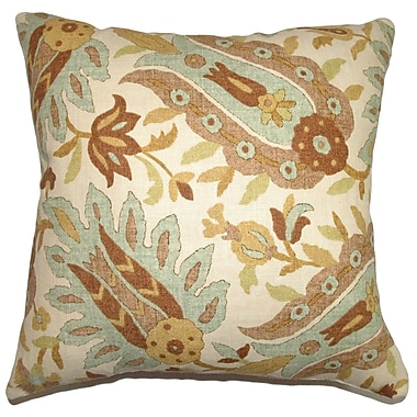 Darby Home Co Zosia Paisley Floor Pillow