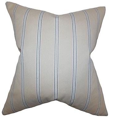 Darby Home Co Viktor Stripes Floor Pillow