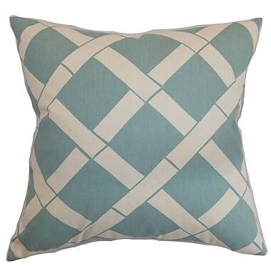 Longshore Tides Arriana Geometric Floor Pillow