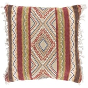 Mistana Cammi Traditional Cotton Throw Pillow; 20'' H x 20'' W x 4'' D